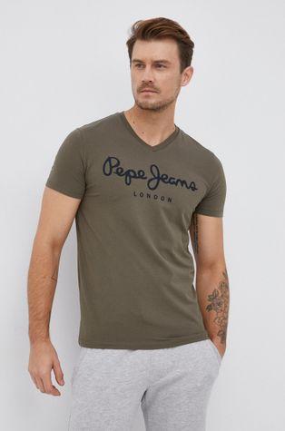 Pepe Jeans - T-shirt Original Stretch
