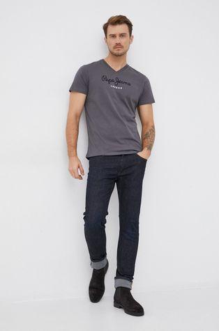 Pepe Jeans - T-shirt bawełniany Eggo
