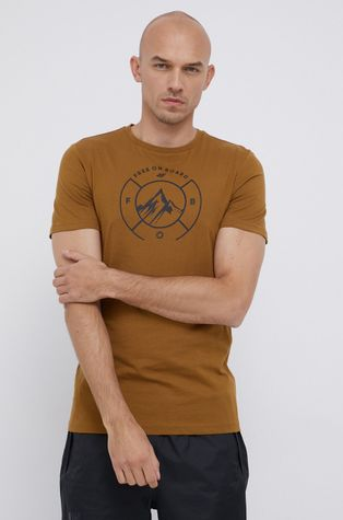 4F - T-shirt bawełniany