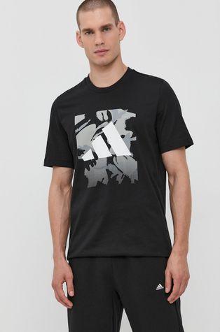 adidas Performance - T-shirt bawełniany