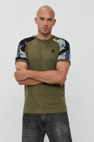 adidas Originals - T-shirt bawełniany Street