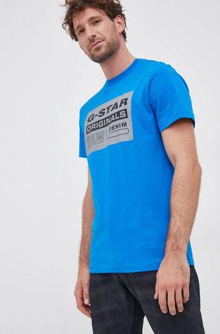 G-Star Raw - Bavlněné tričko