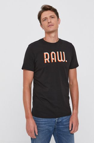 G-Star Raw - Bavlnené tričko