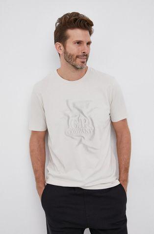 C.P. Company - Βαμβακερό μπλουζάκι