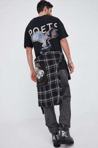 Young Poets Society - Bavlněné tričko Falcon Arne