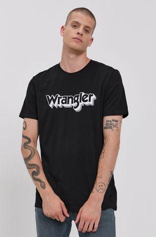 Wrangler - Бавовняна футболка