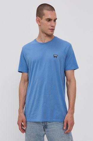 Wrangler - Bavlnené tričko