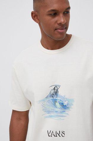 Vans - T-shirt bawełniany Off The Wall Gallery, Kostechko