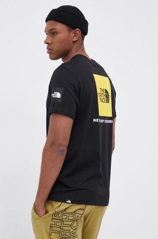 The North Face - Βαμβακερό μπλουζάκι