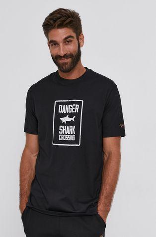 PAUL&SHARK - Памучна тениска