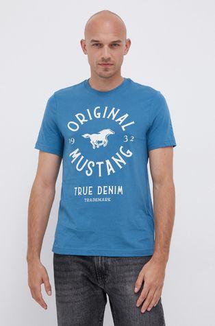 Mustang - T-shirt bawełniany
