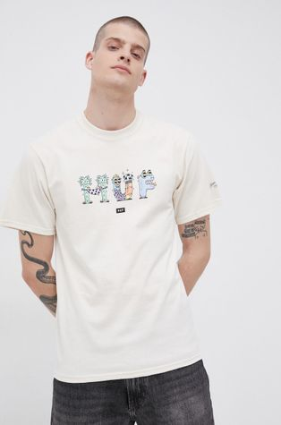 HUF - T-shirt bawełniany x Steven Harrington