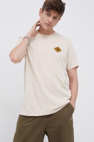 Billabong - Βαμβακερό μπλουζάκι x Wrangler