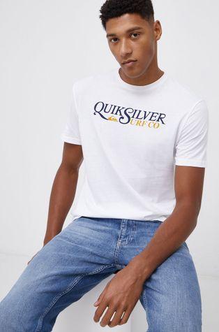 Quiksilver - Bavlněné tričko