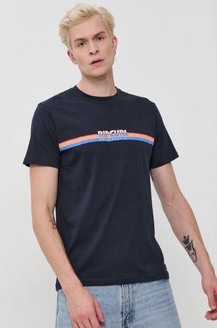 Rip Curl - Βαμβακερό μπλουζάκι