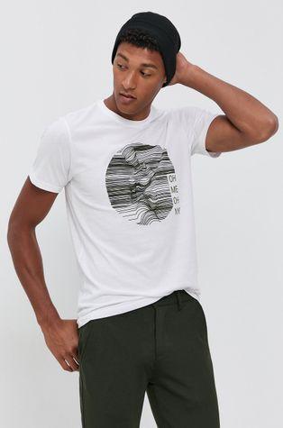 !SOLID - Памучна тениска