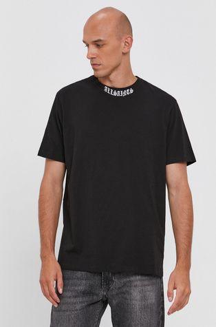 AllSaints - T-shirt bawełniany