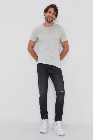 AllSaints - Pamut póló (3-db)