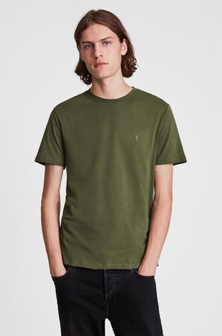AllSaints - Бавовняна футболка (3-pack)