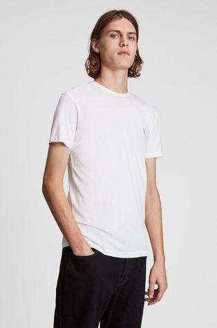 AllSaints - Βαμβακερό μπλουζάκι (3-pack)