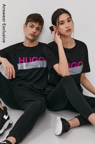 Hugo - Тениска от лимитирана 10 год. Answear колекция
