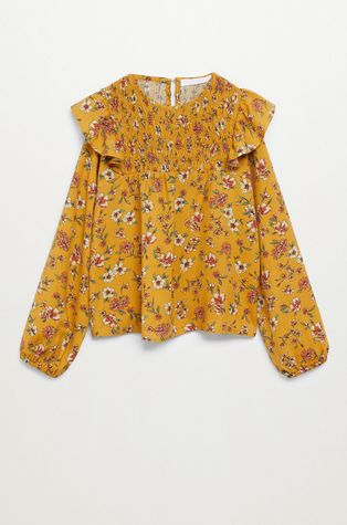 Mango Kids - Дитяча блузка SUNNY