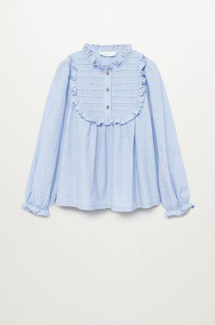 Mango Kids - Дитяча блузка LAIET