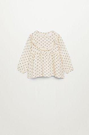 Mango Kids - Дитяча блузка Topito 80-110 cm