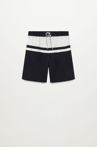 Mango Kids - Купальные шорты Blockn 116-164 cm