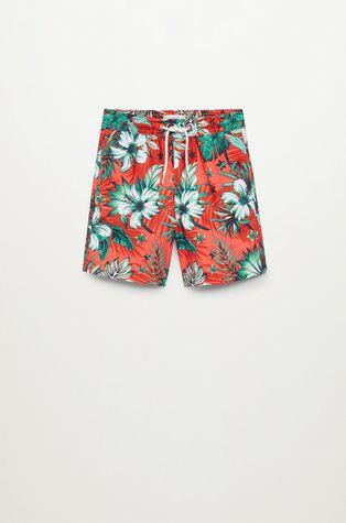 Mango Kids - Детские шорты для плавания Lukas 116-164 cm