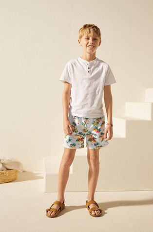 Mango Kids - Детские шорты для плавания Jorge 116-164 cm