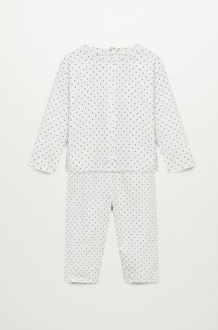 Mango Kids - Piżama dziecięca CARLOTAB
