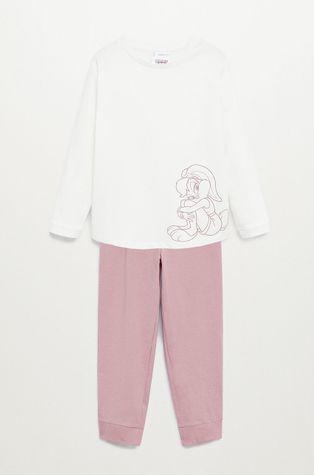 Mango Kids - Detské pyžamo BUNNY