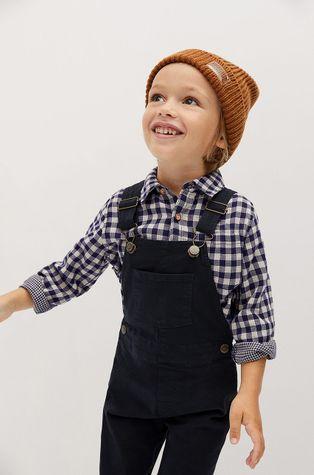 Mango Kids - Dětská košile DOUBLE