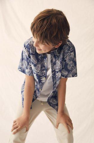 Mango Kids - Dětská košile KAY
