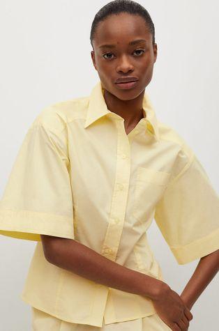 Mango - Bavlněné tričko Kayak
