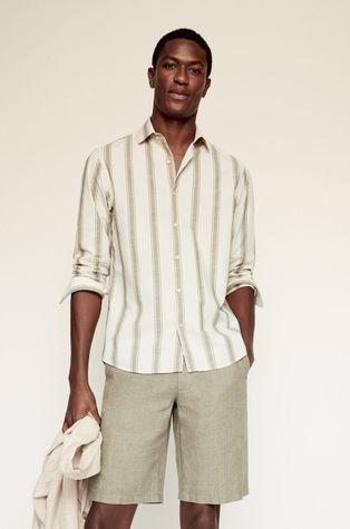 Mango Man - Koszula bawełniana Riley