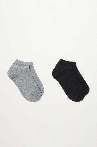 Mango Kids - Gyerek zokni TOBI (2 pár)