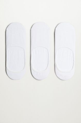 Mango Man - Kotníkové ponožky PINKWHY (3-PACK)