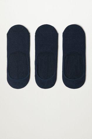 Mango Man - Ponožky PINKNAV (3-PACK)