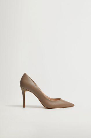 Mango - Шкіряні туфлі ROCA