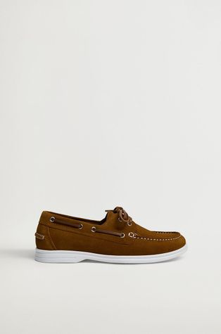 Mango Man - Замшевые туфли SAIL