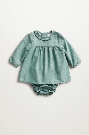 Mango Kids - Сукня для немовлят SANDRA