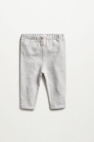 Mango Kids - Spodnie niemowlęce ESPIN