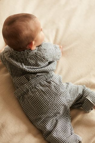 Mango Kids - Штани для немовлят HARRY