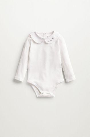 Mango Kids - Боді для немовлят Pol 62-80 cm