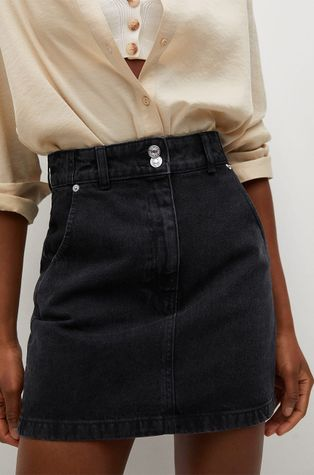 Mango - Fusta jeans Marion