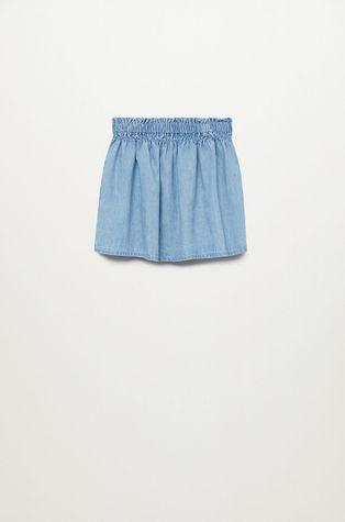Mango Kids - Spódnica dziecięca Diana 86-104 cm