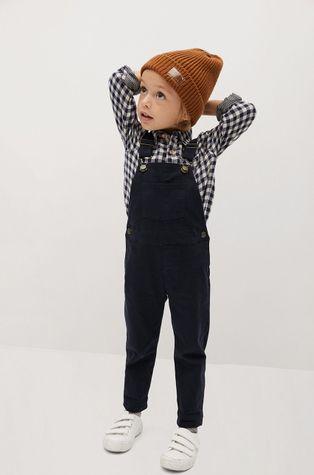 Mango Kids - Detské nohavice na traky LUCA