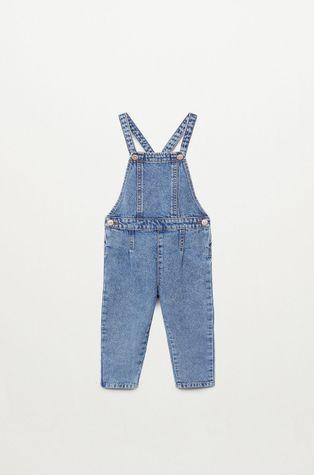 Mango Kids - Detské nohavice na traky Emille 80-104 cm